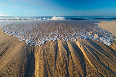 Wave Striations, Quogue
