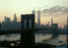 Twin Towers & Brooklyn Bridge 3