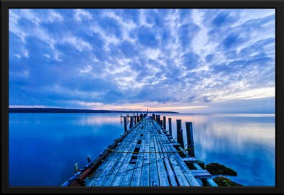 Blue Dock, Montauk