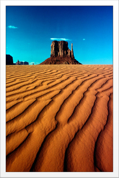 Sand and Butte