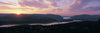 Hudson River Sunset Panorama