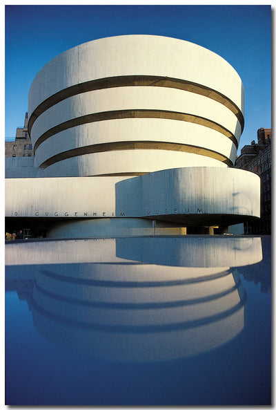 Guggenheim Reflection