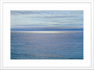 Blue Sparkle, Montauk With Frames