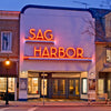 Sag Harbor Theater Frame