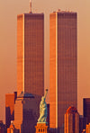 Twin Towers and Liberty