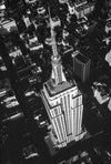 Empire State Building, Aerial