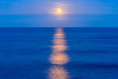 Moonlight Rising,  Montauk, NY In Home