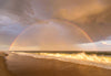 Rainbow over the Atlantic