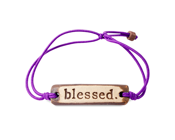 MudLOVE blessed. Wrist Band