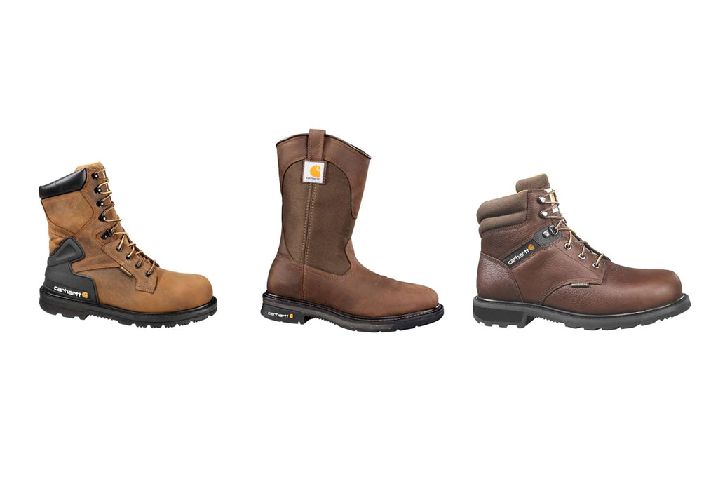 Who Makes Carhartt Boots?