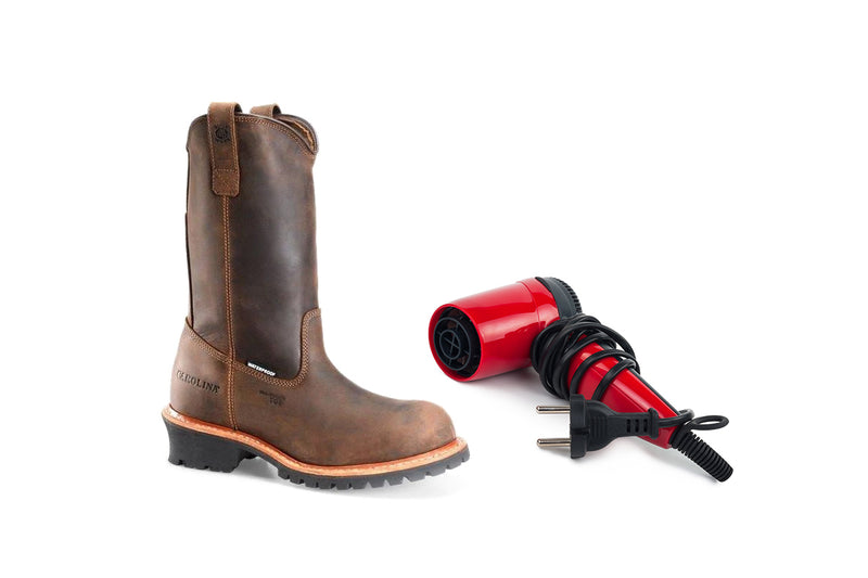 Use a Blow Dryer On Shoes for Men or Women