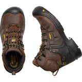 "KEEN Utility Men's Dover 6"" Comp Toe USA Built WP Work Boot 1021467  - Overlook Boots"
