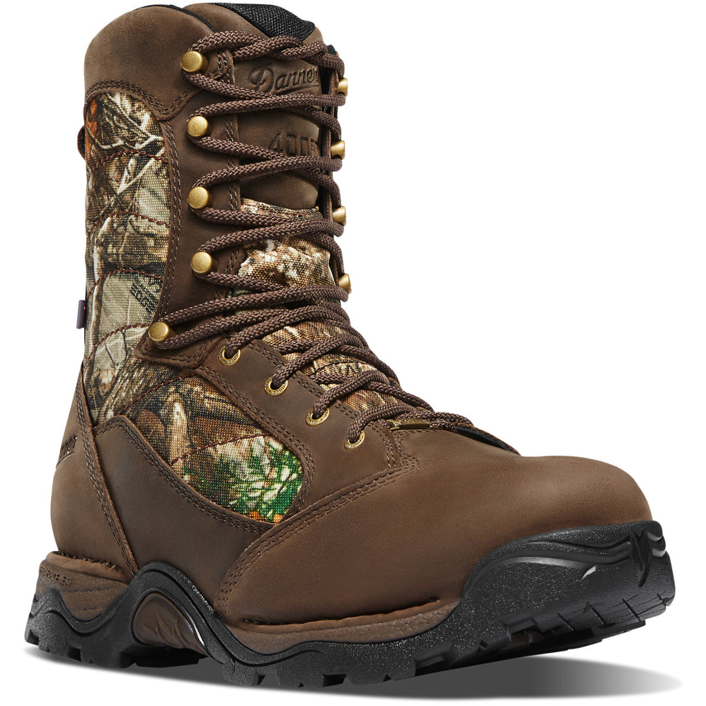 "Danner Men's Pronghorn 8"" WP Ins Hunt Boot - Realtree Edge - 41343 7 / Medium / Realtree - Overlook Boots"