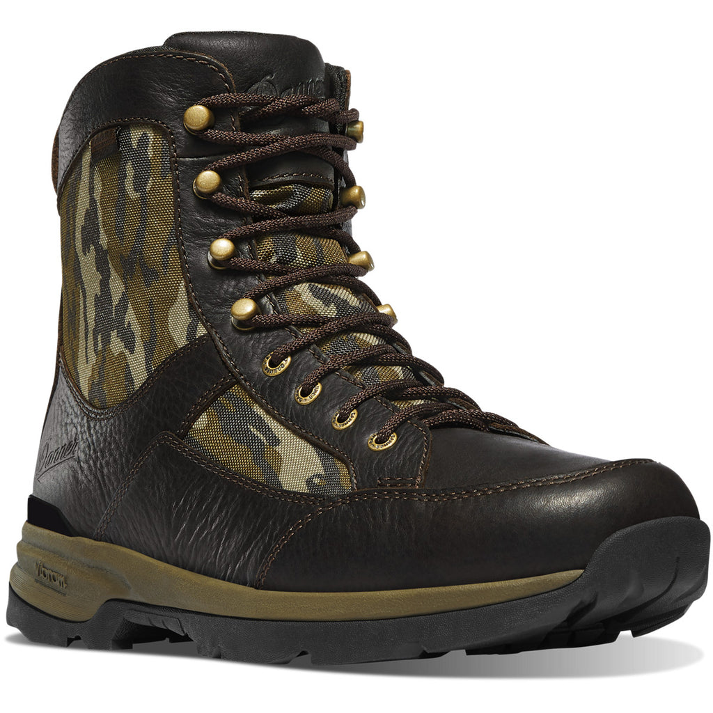 "Danner Men's Recurve 7"" WP Hunt Boot - Mossy Oak Bottomland - 47613 7 / Medium / Mossy Oak - Overlook Boots"