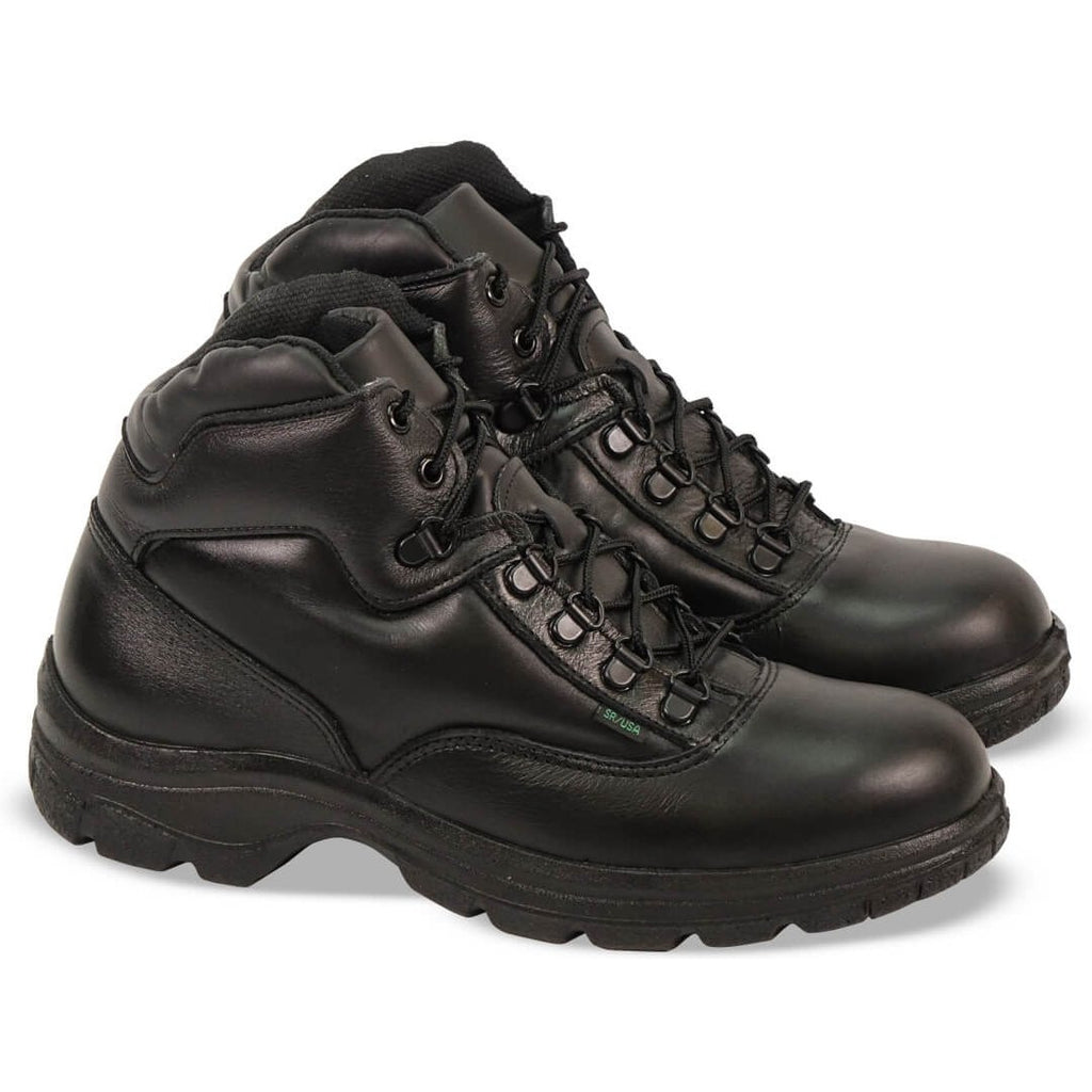 Thorogood Men's USA Made Softstreets  Cross Trainer Duty Boot 834-6874 7 / Medium / Black - Overlook Boots