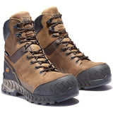 "Timberland Pro Men's Work Summit 8"" Comp Toe WP Work Boot- TB0A24FK214 7 / Medium / Brown - Overlook Boots"