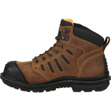 "Carolina Men's Kauri 6"" Comp Waterproof Work Boot - Brown - CA4557  - Overlook Boots"