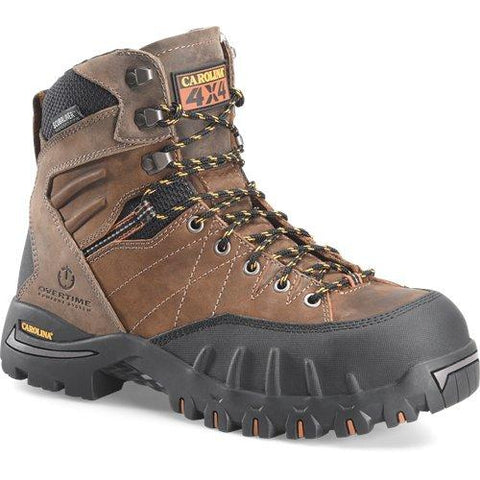 "Carolina Men's Gravel 7"" PC2 Comp Toe WP 4x4 Hiker Work Boot - CA4558  - Overlook Boots"