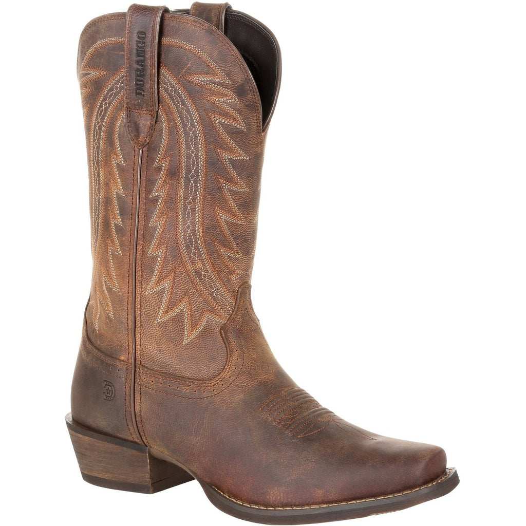 "Durango Men's Rebel Frontier 12"" Western Boot - Brown - DDB0244 7 / Medium / Brown - Overlook Boots"