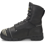 "Matterhorn Men's Conveyor 8"" Comp Toe WP MG PR Work Boot- Black- MT801  - Overlook Boots"