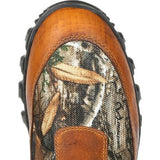 "Rocky Men's King Snake Boa 16"" WP Snake Boot - Realtree - RKS0419  - Overlook Boots"