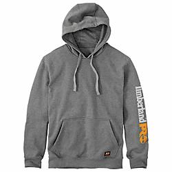 Timberland Pro Men's Hood Honcho Hooded Sweatshirt - TB0A115D010 Small / Grey - Overlook Boots