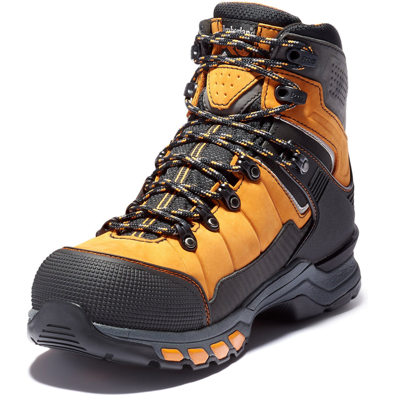 Timberland Pro Men's Hypercharge TRD Comp Toe WP Work Boot TB0A22FH827  - Overlook Boots