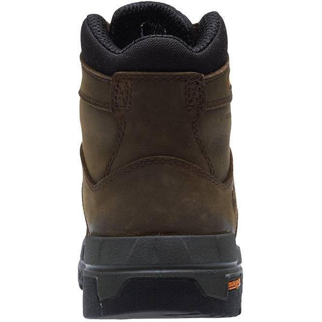 "Wolverine Men's 6"" Legend Moc Toe Carbonmax WP Work Boot - W10906  - Overlook Boots"