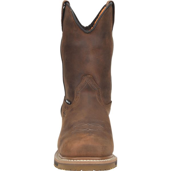 Carolina Men S Anchor 10 Wp Comp Square Toe Roper Work