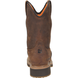 "Carolina Men's Anchor 10"" WP Comp Square Toe Roper Work Boot - CA8536  - Overlook Boots"