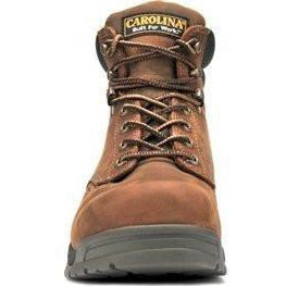 Carolina Men S Bruno Lo 6 Quot Wp Comp Toe Work Boot Brown
