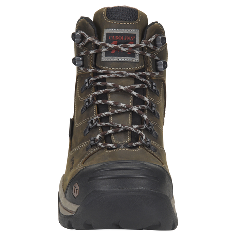 "Carolina Men's Flagstone 6"" WP Carbon Comp Toe Hiker Work Boot CA5525  - Overlook Boots"