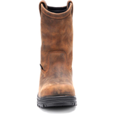 Carolina Men's Laser Comp Toe WP Wellington Work Boot - Brown - CA2533  - Overlook Boots