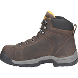 "Carolina Men's Veneer 6"" Lace-to-Toe Comp Toe WP Work Boots - CA5588  - Overlook Boots"