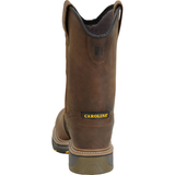 "Carolina Men's Well X 10"" Comp Toe WP Wellington Work Boot - CA4559  - Overlook Boots"