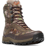 "Danner Men's High Ground 8"" Waterproof Hunt Boot Realtree Xtra - 46222 7 / Medium / Realtree Xtra - Overlook Boots"