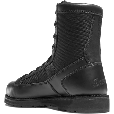 "Danner Men's Stalwart 8"" Waterproof Duty Boot - Black - 26221 7 / Medium / Black - Overlook Boots"
