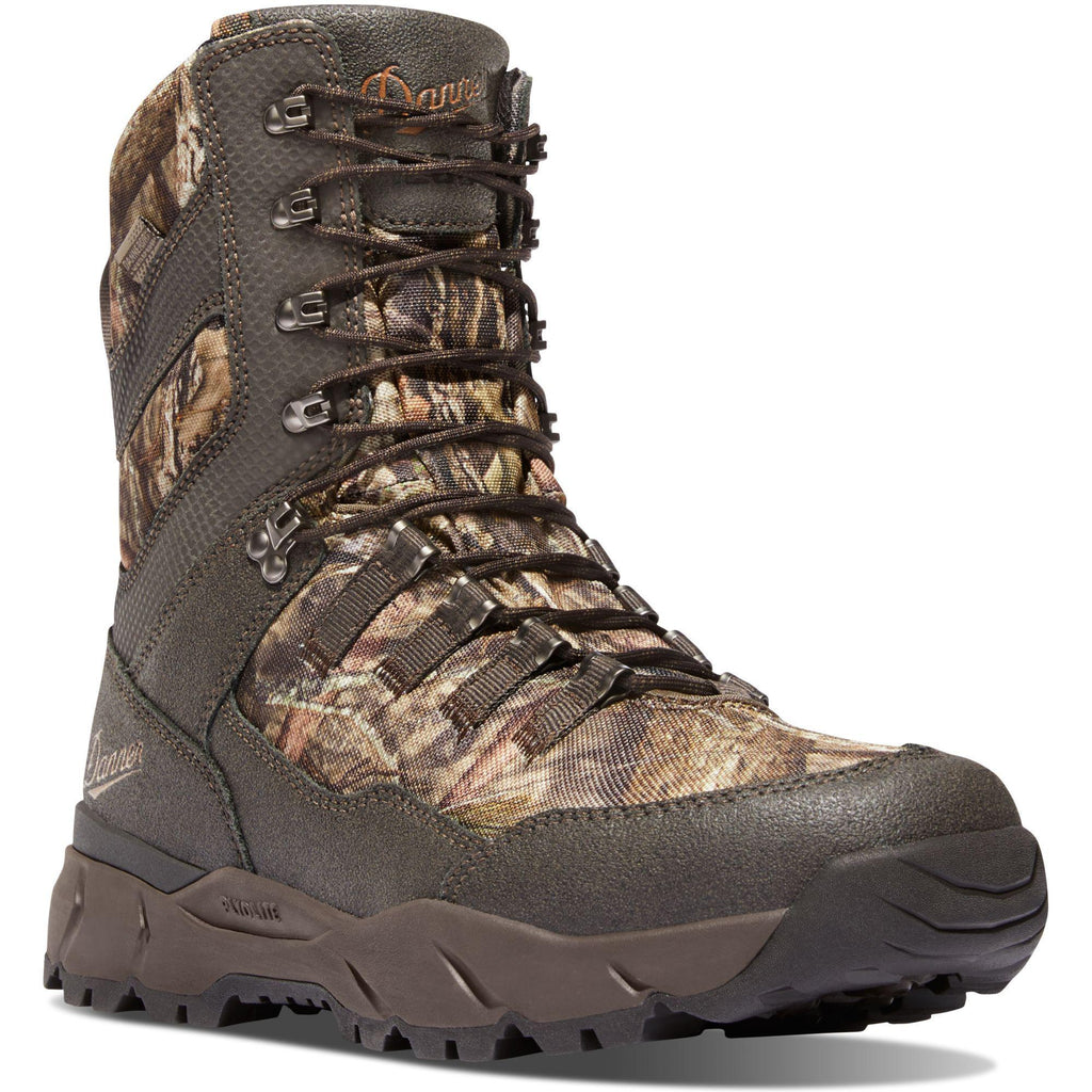 "Danner Men's Vital 8"" 800G Insulated WP Hunt Boot - Mossy Oak - 41555  - Overlook Boots"