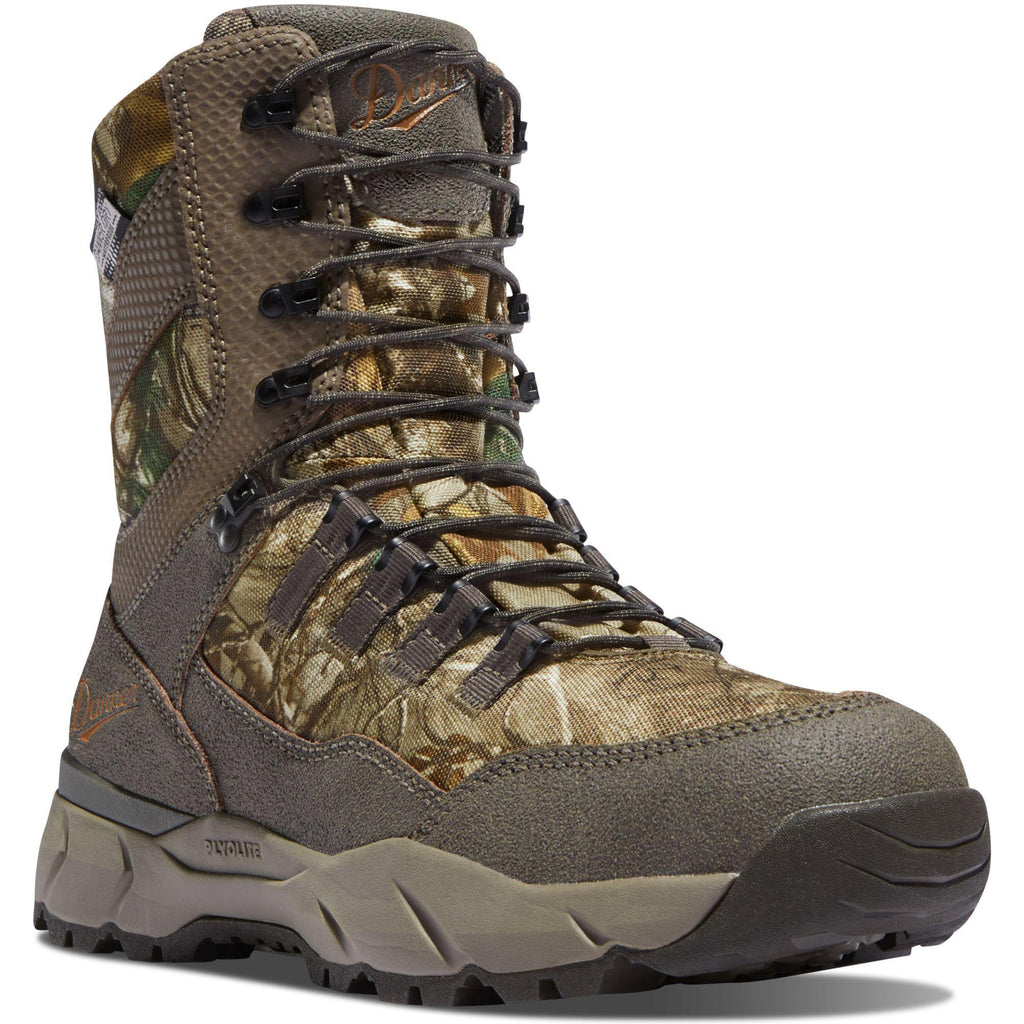 "Danner Men's Vital 8"" 800G Insulated WP Hunt Boot - Realtee - 41554  - Overlook Boots"