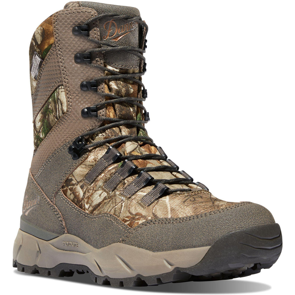 "Danner Men's Vital 8"" Waterproof Hunt Boot - Realtree Xtra - 41553  - Overlook Boots"