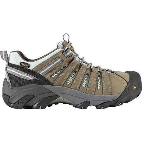 Keen Utility Women S Flint Low Work Shoe Drizzel Suft