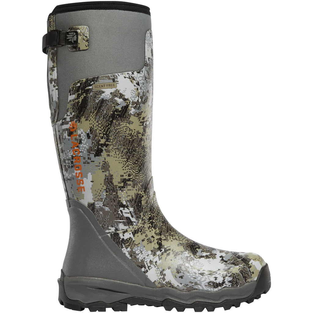 "LaCrosse Men's Alphaburly Pro 18"" GORE Rubber Hunt Boot - 376033  - Overlook Boots"