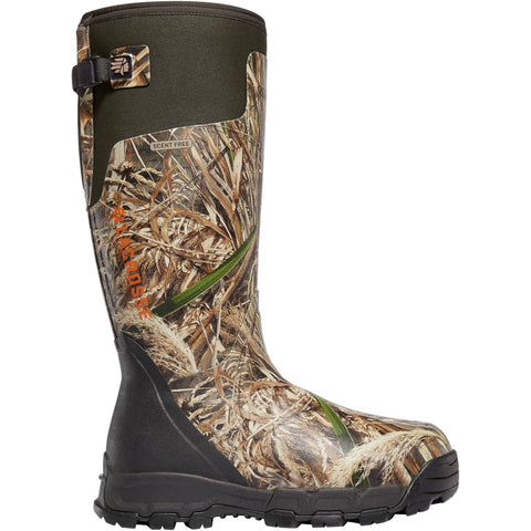 "LaCrosse Men's Alphaburly Pro 18"" Insulated Rubber Hunt Boot - 376021  - Overlook Boots"