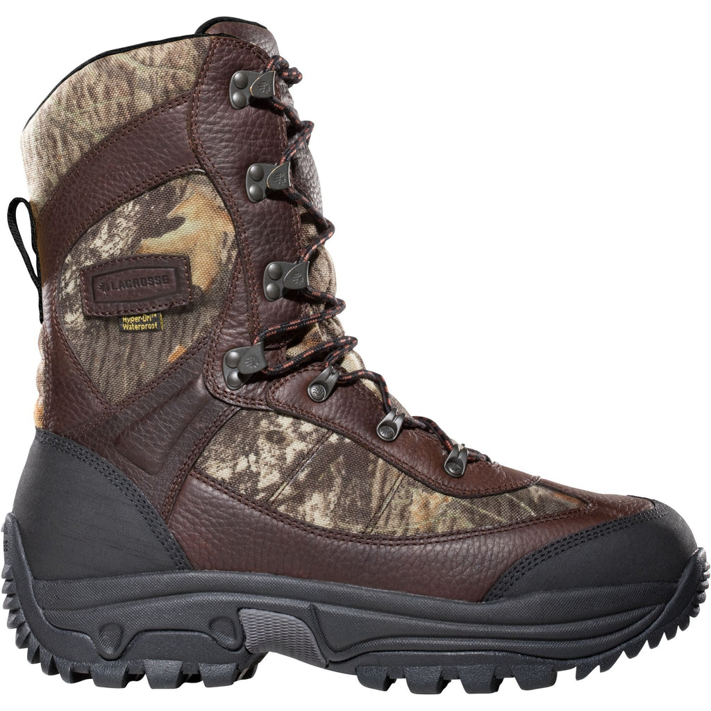 "LaCrosse Men's Hunt Pac Extreme 10"" Ins Hunt Boot Mossy Oak  - 283160 8 / Mossy Oak - Overlook Boots"