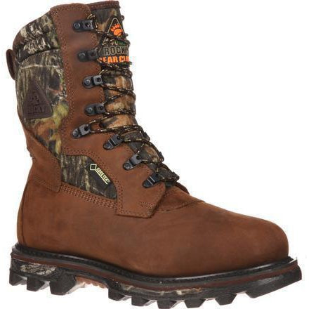 Rocky Men's Arctic Bearclaw WP Insulated Hunting Boot Camo - FQ0009455 8 / Medium / Realtree Xtra - Overlook Boots