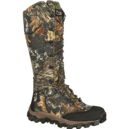 "Rocky Men's Lynx 16"" WP Snake Hunting Boot - Mossy Oak - FQ0007379 8 / Medium / Mossy Oak - Overlook Boots"