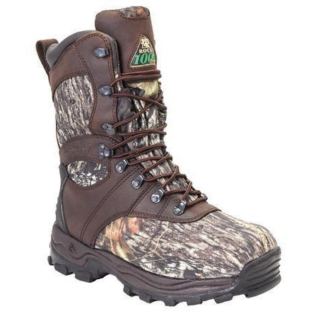 Rocky Men's Sport Utility Max WP Ins Hunting Boot - Camo - FQ0007481 8 / Medium / Mossy Oak - Overlook Boots