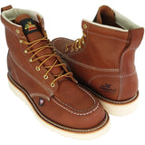 "Thorogood Men's USA Made Amer. Heritage 6"" Stl Toe Work Boot 804-4200  - Overlook Boots"
