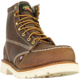 "Thorogood Men's USA Made Amer. Heritage 6"" Stl Toe Work Boot- 804-4375  - Overlook Boots"