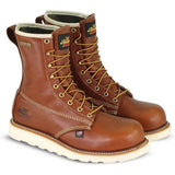 "Thorogood Men's USA Made Amer Heritage 8"" Comp Toe Work Boot 804-4210  - Overlook Boots"